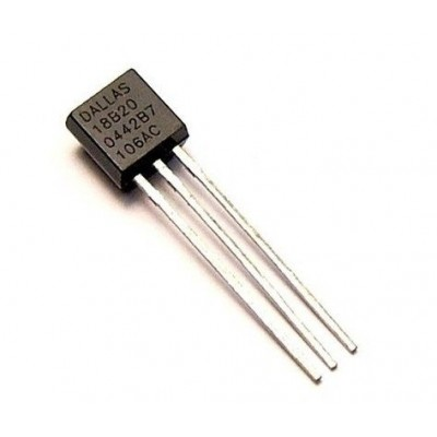 DS18B20-One Wire Digital Temperature Sensor