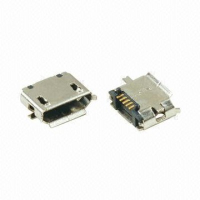 Micro USB SMD Connector(5pcs)