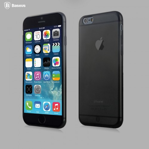 info for 92168 30732 BASEUS Simple TPU Transparent Soft Case for iPhone 6